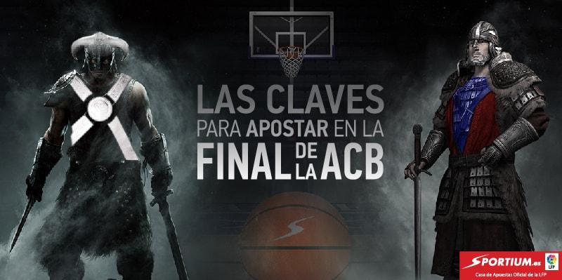 Una lucha de estilos se cierne sobre la final de la Liga ACB