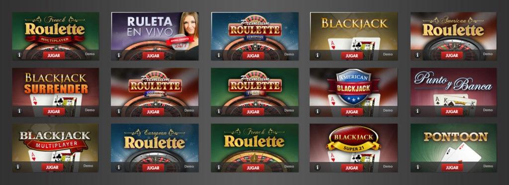 Los Casinos Online ofrecen multitud de ventajas sobre los presenciales.