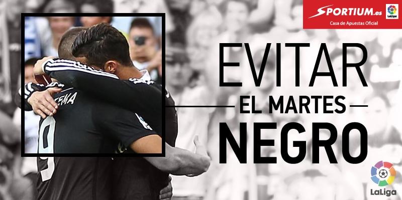 2º Jornada de Liga: Cómo sobrevivir al 'martes negro'