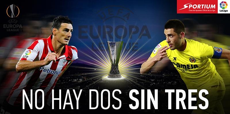 Empieza la Europa League: La tercera consecutiva pasa por Villarreal o Bilbao
