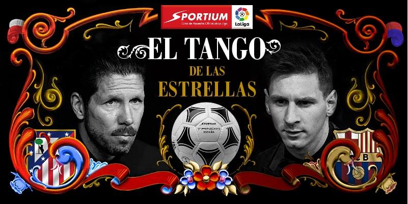 El Tango por el liderato de la Liga se baila en el Calderón