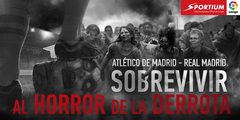 La pesadilla de la derrota sobrevuela el derbi madrileño