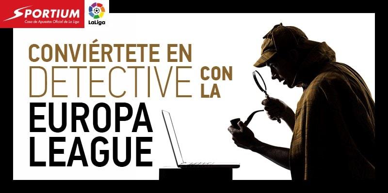 ¿Es una novela de misterio? No, es… ¡la Europa League!