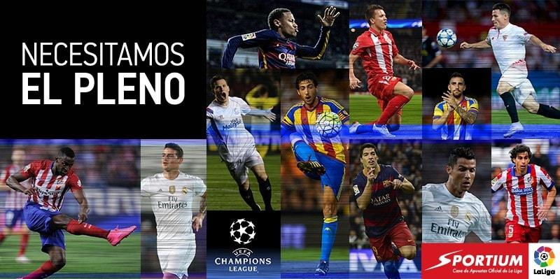 Que nadie de por muerto el poderío español en la Champions