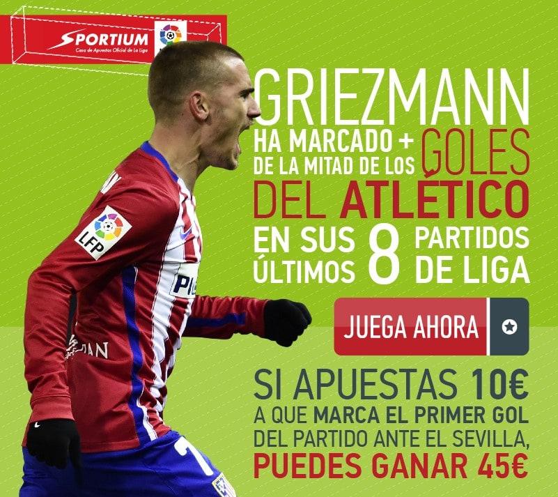 Griezmann puede ser uno de los grandes protagonistas de la jornada de la Liga este fin de semana.