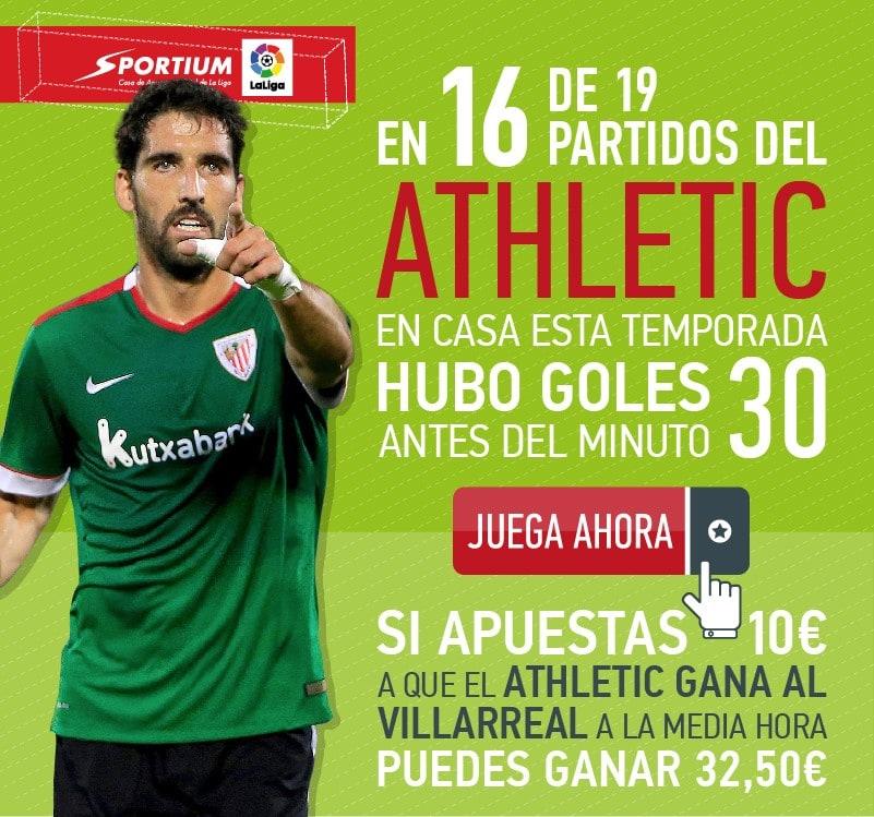 El Athletic tiene una de las estadísticas más curiosas de la liga.