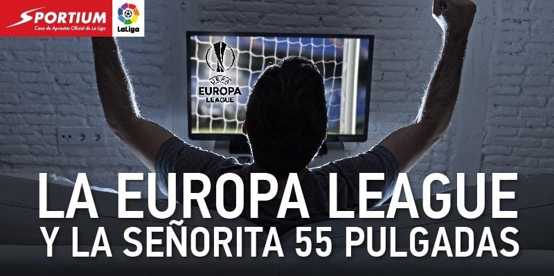 Viviendo la Europa League con el mejor de los caprichos