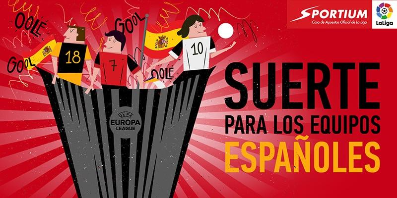Europa League: Porque todos los partidos tienen algo