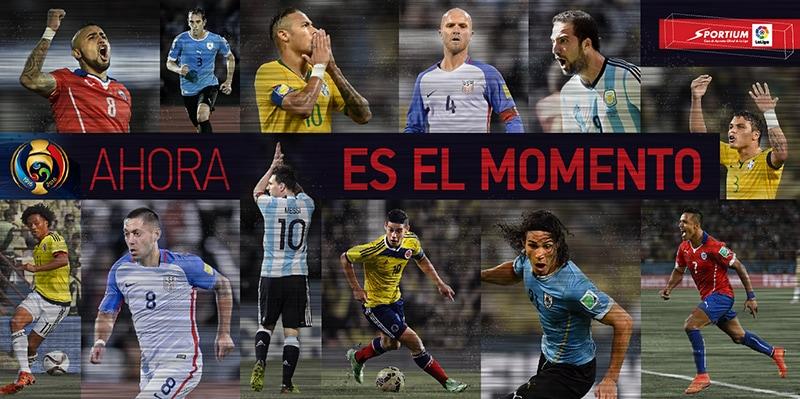 El sabroso cóctel de la Copa América Centenario ya está aquí
