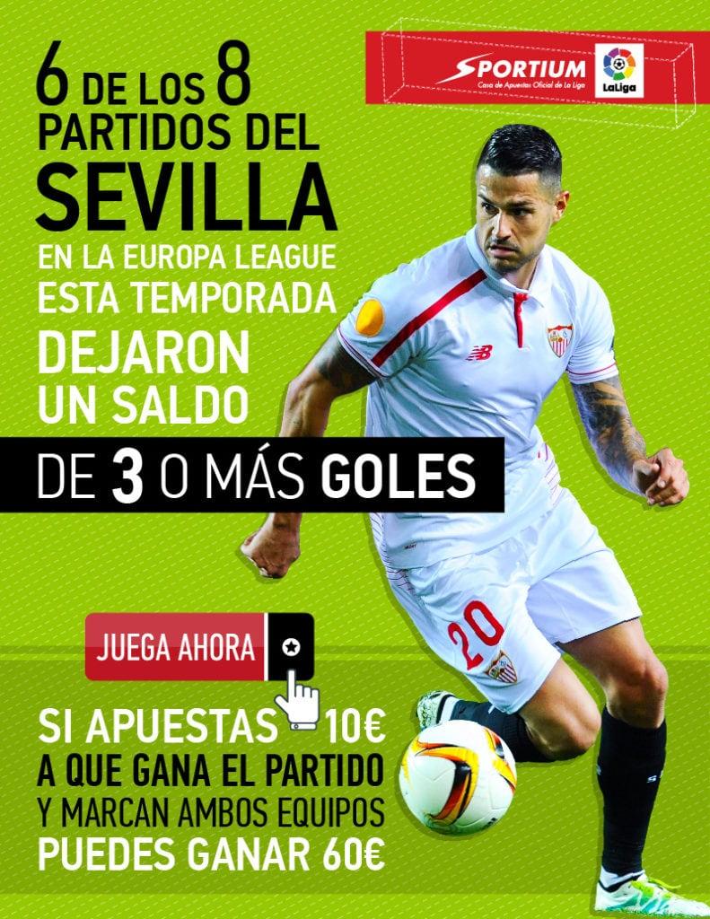 Este Sevilla ha demostrado moverse como nadie en la Europa League un año más.