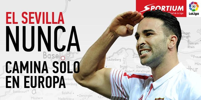 Final de la Europa League: La semana grande de Sevilla arranca en Basilea