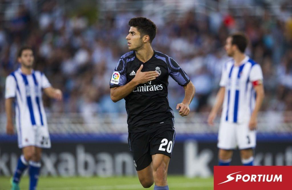 """Marco Asensio: """"Mi sueño es ganar la Champions con el Real Madrid"""""""