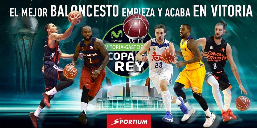 Los consejos para vivir la Copa ACB con las mejores apuestas deportivas