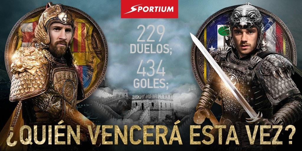 Atlético-Barça: Un ataque legendario contra una muralla inexpugnable