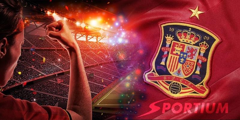 Apuestas Selección española fútbol: Gana con La Roja