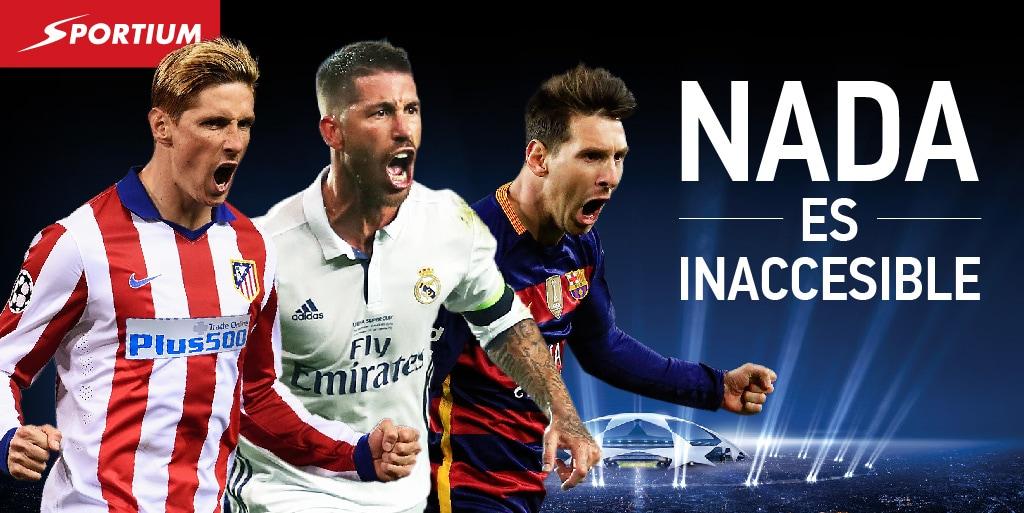 Las apuestas online del pleno español en cuartos de la Champions League