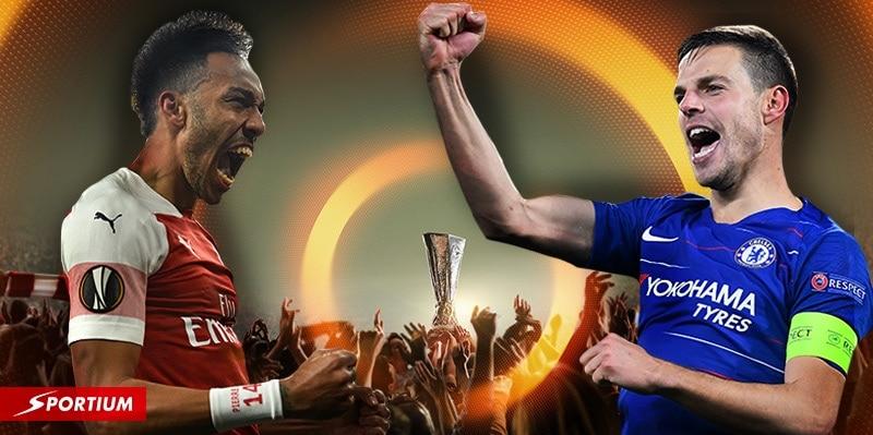 Las apuestas a la final de la Europa League más inglesa