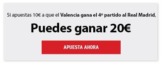 Apuesta Ganador Valencia en la final ACB