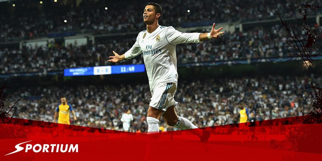 Cristiano Ronaldo vuelve al Bernabéu, y eso afecta a las apuestas