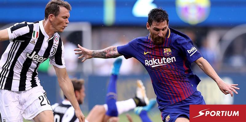 Arranca la Champions: previa del Barça vs Juventus