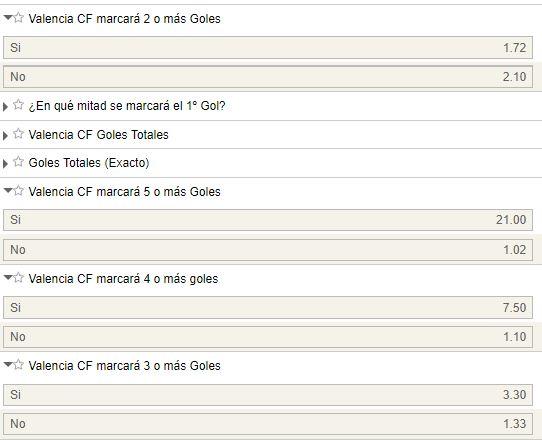 apuestas de la jornada 9 de la Liga Santander