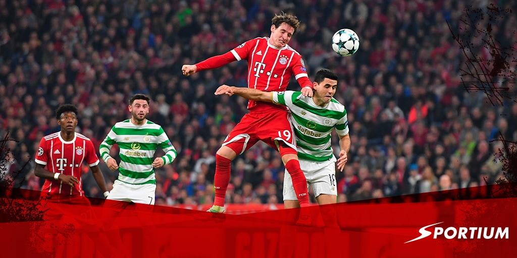 Apuestas a la Champions League: 4º Jornada, partidos del martes