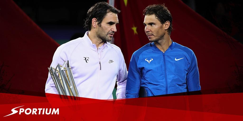 Apuestas Nadal-Federer: ¿Qué esperar de ambos hasta acabar 2017?