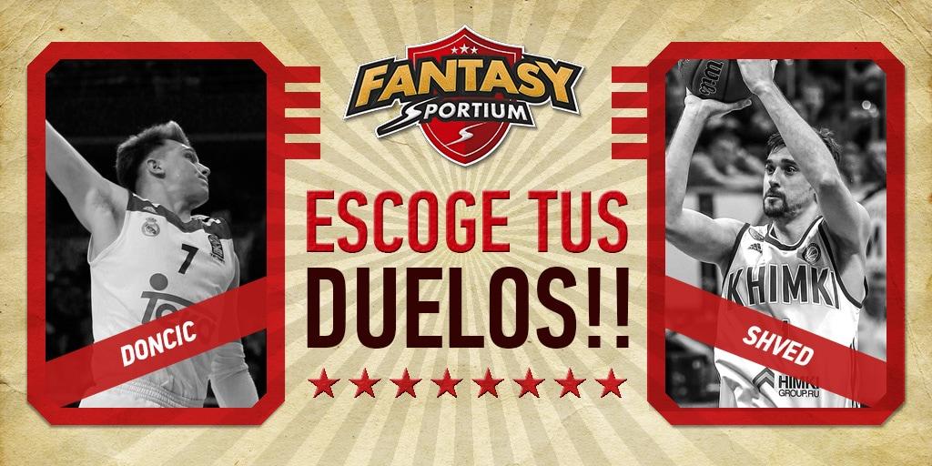Las recomendaciones para Sportium Fantasy versión Euroliga