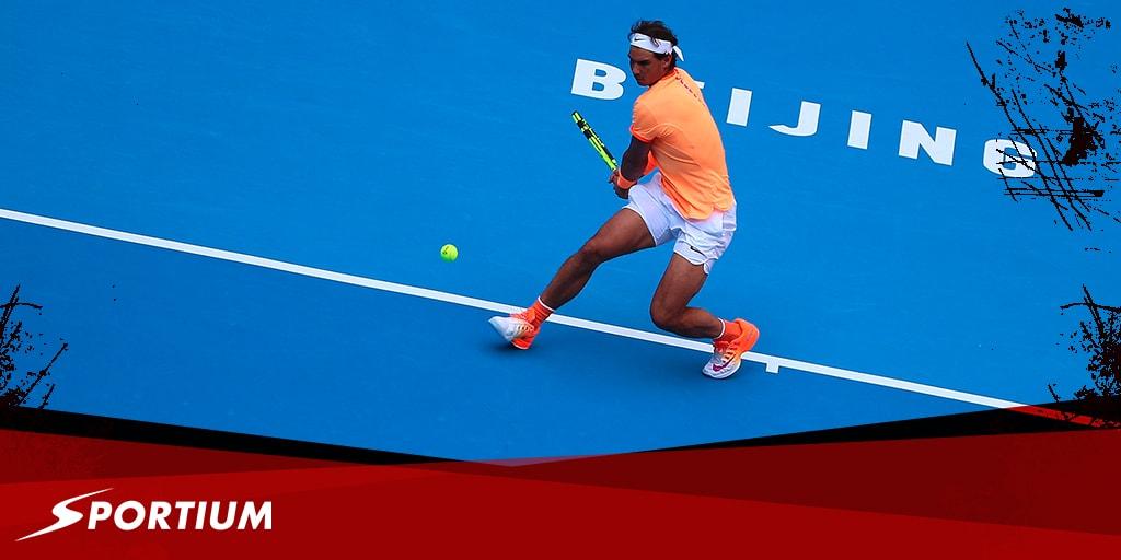 Las opciones de Nadal y Bautista en el China Open de tenis