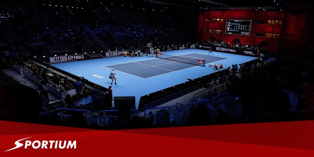 Los partidos de este miércoles en las Next Gen ATP Finals