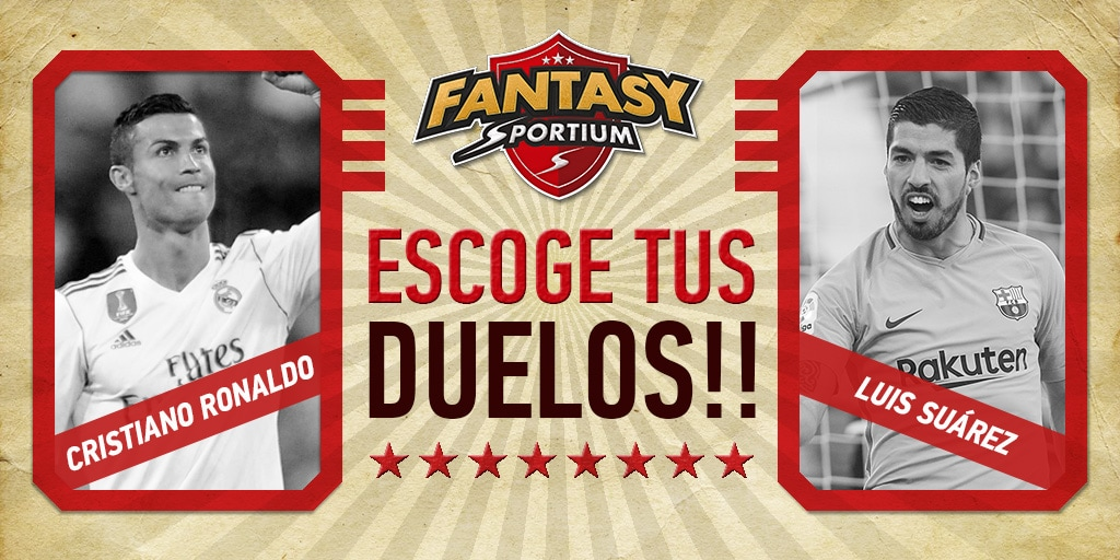 Los duelos destacados de la Jornada 14 de Fantasy Sportium La Liga