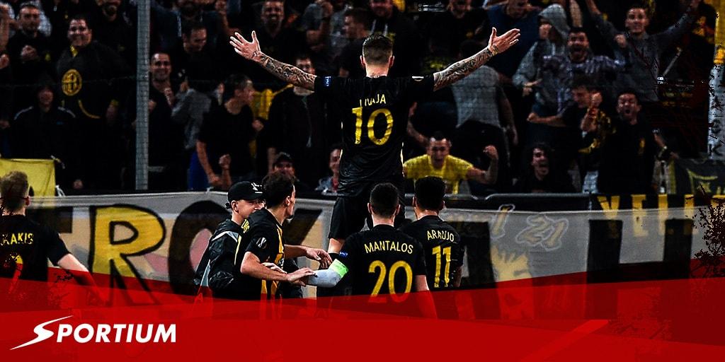 Apuestas a la jornada 4 de la Europa League (sin españoles)