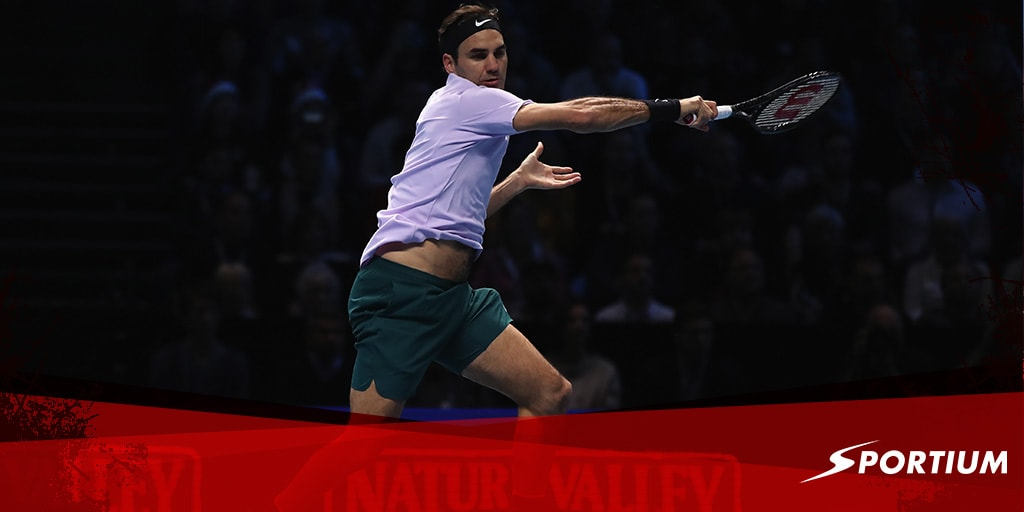 Apuestas del martes en las ATP Finals: Federer, ¿a cerrar su pase?