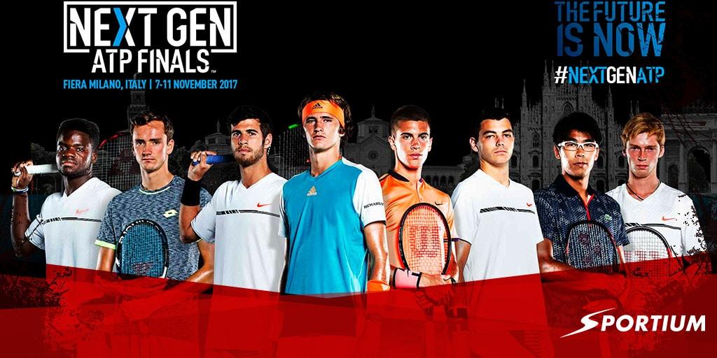 Next Gen ATP Finals, el torneo que revoluciona el tenis (y las apuestas)