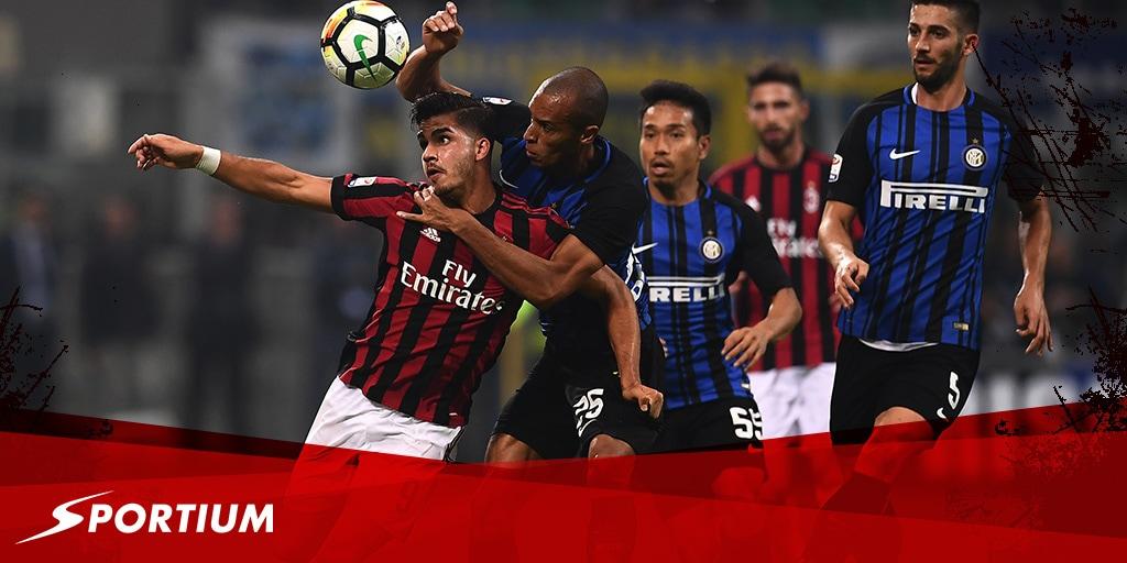 Apuestas al derbi de Milán (y al Manchester City) de este jueves
