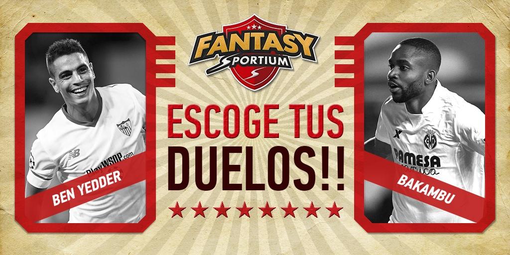 Fantasy Sportium La Liga: ¡Los 5 grandes duelos de la Jornada 15!