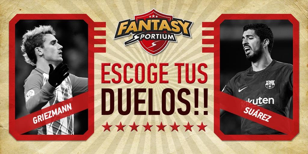 5 duelos Top para vibrar con la Jornada 16 de Fantasy Sportium