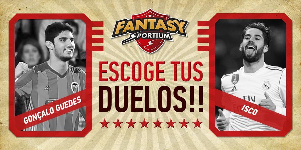 Fantasy Sportium: Los 5 duelos destacados de la jornada 21