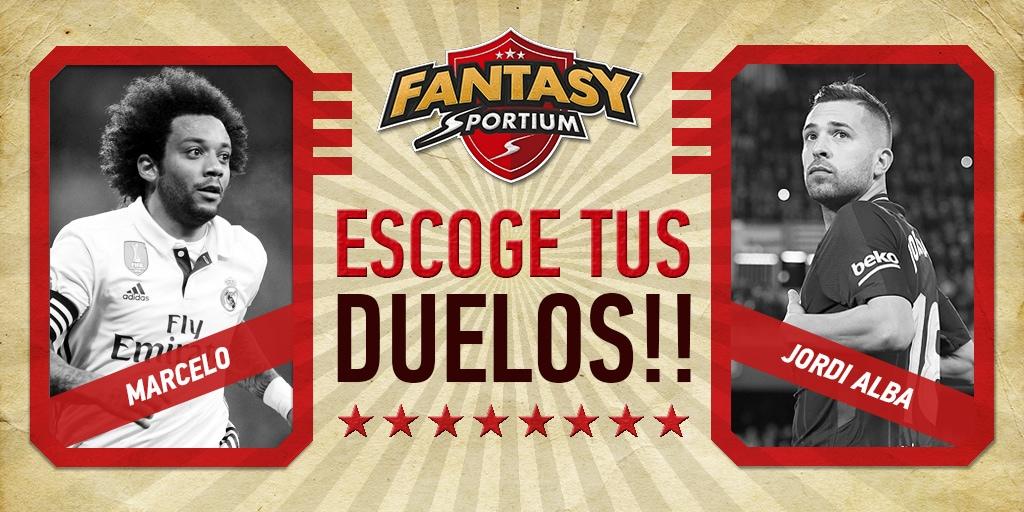 Fantasy Sportium: ¡5 duelos para vibrar con la jornada 22!