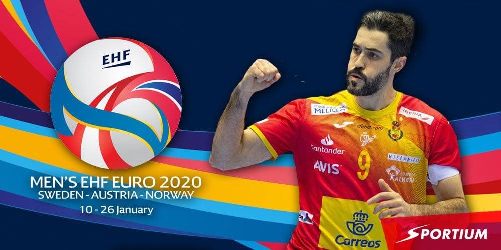 Las claves para apuestas al europeo de balonmano 2020