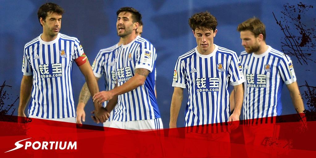 Apuestas a la Liga: 7 cuotas para el Real Sociedad – Deportivo