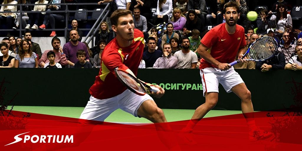 Apuestas a la Copa Davis: Claves para ganar con la 'Armada española'