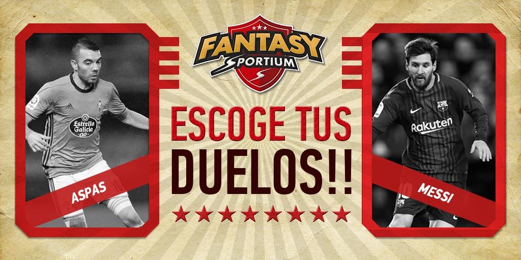 Fantasy Sportium: ¡Los 5 duelos destacados de la jornada 27!