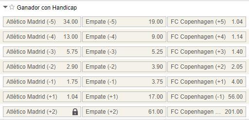 apuestas a la europa league