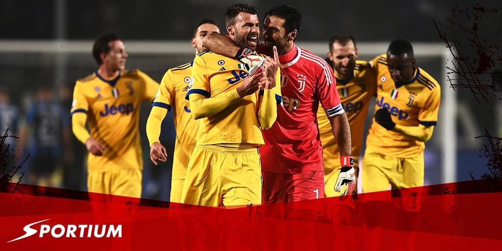 Apuestas a la Coppa Italia: Juventus – Atalanta y Lazio – Milan