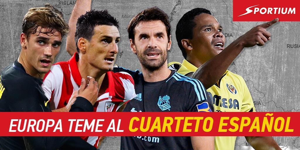 Las apuestas a la Europa League para vibrar con los equipos españoles