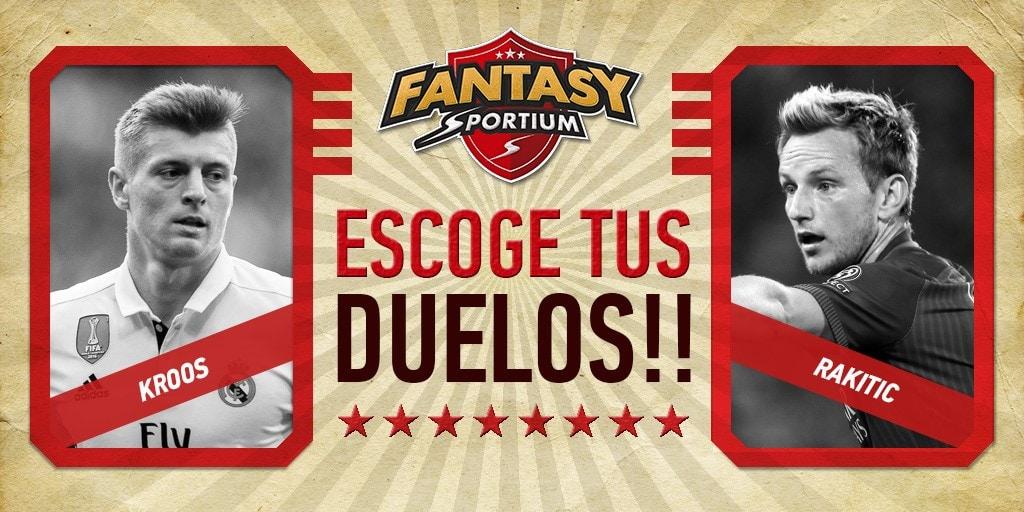 Fantasy Sportium: ¡Descubre los duelos destacados de la jornada 24!