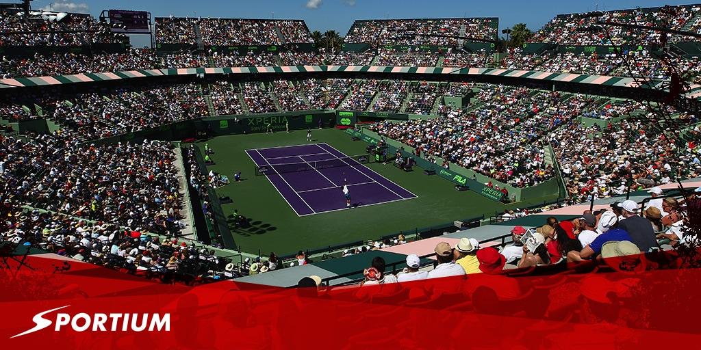 Apuestas al Miami Open: Partidos de jueves y viernes