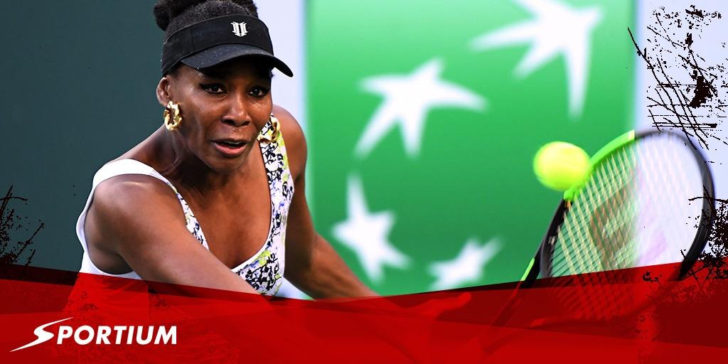 Apuestas a Indian Wells: Jugamos con Venus y Federer