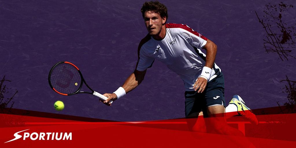 Miami Open: Apuestas al Pablo Carreño-Kevin Anderson (y 3 partidos más)